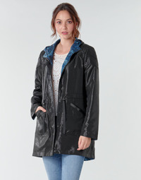 Clothing Women Parkas One Step FR42001 Black