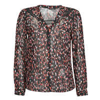 Clothing Women Tops / Blouses One Step FR12041 Black