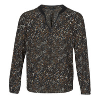 Clothing Women Tops / Blouses One Step FR11161 Black