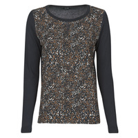 Clothing Women Jumpers One Step FR18021 Black