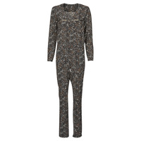 Clothing Women Jumpsuits / Dungarees One Step FR32021_02 Black