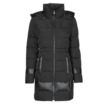 Clothing Women Duffel coats One Step FR44181_02 Black