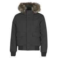 Clothing Men Jackets Superdry EVEREST BOMBER Black
