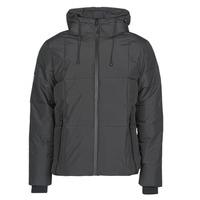 Clothing Men Duffel coats Superdry EVOLUTION PUFFER Black