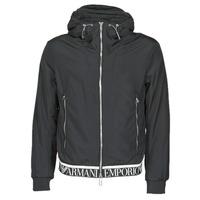 Clothing Men Jackets Emporio Armani 6H1BL6 Black