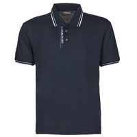 Clothing Men Short-sleeved polo shirts Emporio Armani 6H1F79 Marine