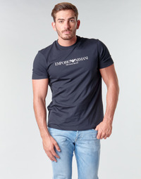 Clothing Men Short-sleeved t-shirts Emporio Armani 8N1T61 Marine