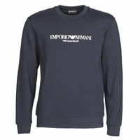 Clothing Men Sweaters Emporio Armani 8N1ME8 Marine