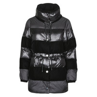 Clothing Women Duffel coats Emporio Armani 6H2B80 Black