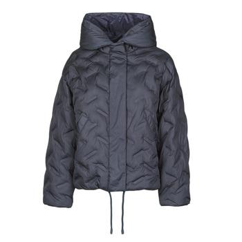 Clothing Women Duffel coats Emporio Armani 6H2B75 Marine