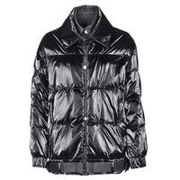 Clothing Women Duffel coats Emporio Armani 6H2B97 Black