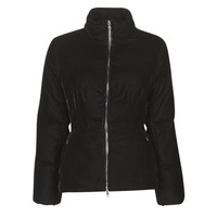Clothing Women Duffel coats Emporio Armani 6H2B95 Black