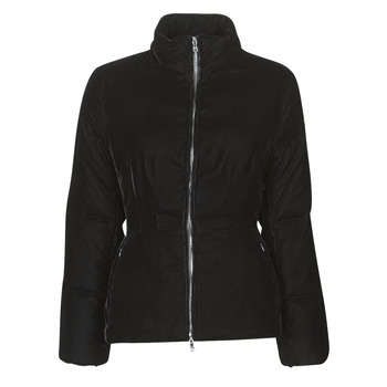 Clothing Women Duffel coats Emporio Armani 6H2B95 Black