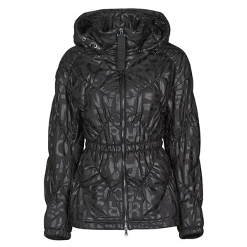 Clothing Women Duffel coats Emporio Armani 6H2B94 Black