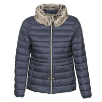 Clothing Women Duffel coats Esprit LL* THINSU Blue