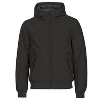 Clothing Men Duffel coats Esprit LL 3LSOFTSHEL Black