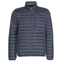 Clothing Men Duffel coats Esprit RECTHINS JACKET Blue