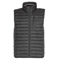 Clothing Men Duffel coats Esprit RECTHINS VEST Black