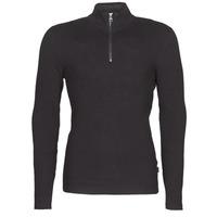 Clothing Men Jumpers Esprit COWS STR HZ Black