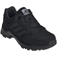 Shoes Children Walking shoes adidas Originals Terrex Hyperhiker Low K Black