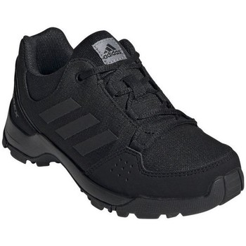 Shoes Children Walking shoes adidas Originals Terrex Hyperhiker Low K Black