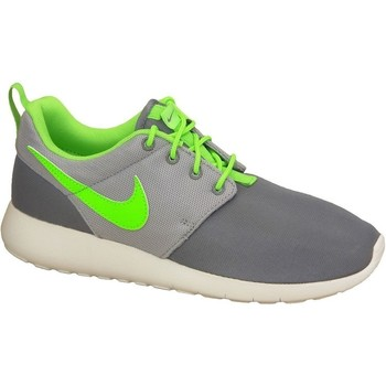 Shoes Children Low top trainers Nike Roshe One GS Grey