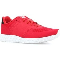Shoes Men Low top trainers New Balance Mode DE Vie White, Red