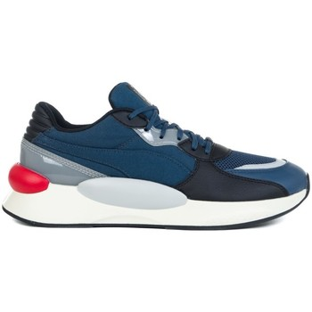 Shoes Men Low top trainers Puma RS 98 Fresh Black,Grey,Blue