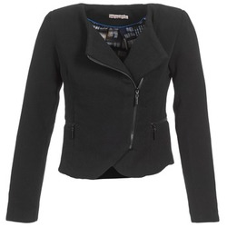 Clothing Women Jackets / Blazers Little Marcel VIALI Black
