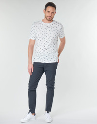Clothing Men chinos Jack & Jones JJIMARCO Marine
