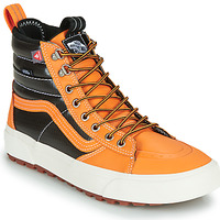 Shoes Men Hi top trainers Vans SK8-HI MTE 2.0 DX Camel / Black