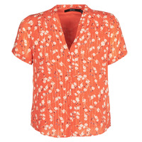 Clothing Women Tops / Blouses Vero Moda VMSOFIE Red