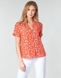 Clothing Women Tops / Blouses Vero Moda VMSOFIE Red