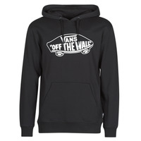 Clothing Men sweaters Vans MN OTW PO II Black