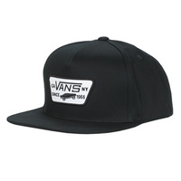 Clothes accessories Men Caps Vans FULL PATCH SNAPBACK Black