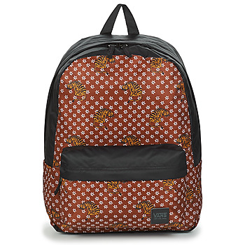 Bags Women Rucksacks Vans DEANA III BACKPACK Tiger / Floral