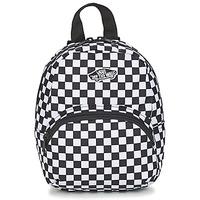 Bags Rucksacks Vans GOT THIS MINI BACKPACK Black / White