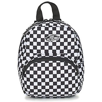 Bags Women Rucksacks Vans GOT THIS MINI BACKPACK Black / White