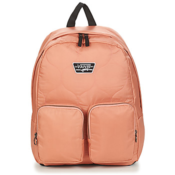 Bags Women Rucksacks Vans LONG HAUL BACKPACK Pink