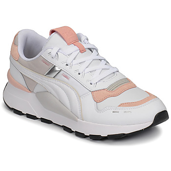 Shoes Women Low top trainers Puma RS-2.0 FUTURA White / Pink