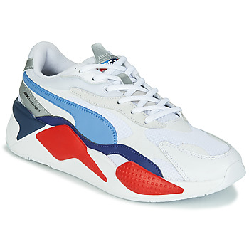 Shoes Men Low top trainers Puma RSX BMW White / Red / Blue