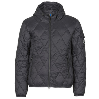 Clothing Men Duffel coats Replay M8081 Black