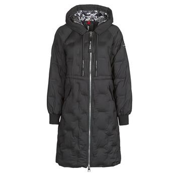 Clothing Women Duffel coats Replay W7610 Black