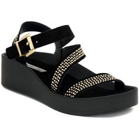 Shoes Women Sandals Tosca Blu STRASS NERO     83,1