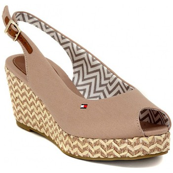 Shoes Women Sandals Tommy Hilfiger DESERT Beige