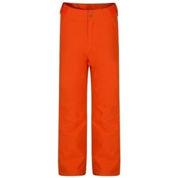 Clothing Children Trousers Dare 2b -  Delve Ski Pants Orange Orange