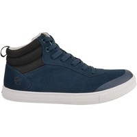 Shoes Women Multisport shoes Dare 2b Cylo High Top Suede Trainers Blue Blue