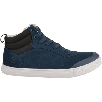 Shoes Women Multisport shoes Dare 2b Women's Cylo High Top Suede Trainers Blue