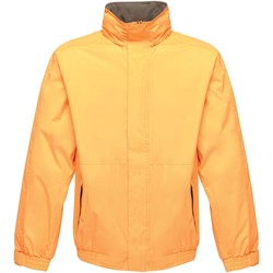 Clothing Men Macs Professional DOVER Waterproof Insulated Jacket Navy Orange Orange