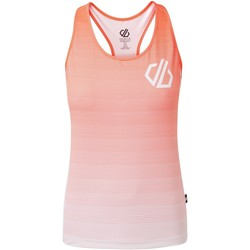 Clothing Women Tops / Sleeveless T-shirts Dare 2b EXPLICATE Technical Vest Orange